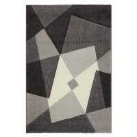 Covor living / dormitor Sintelon Illusion 35GVG polipropilena dreptunghiular gri 160 x 230 cm