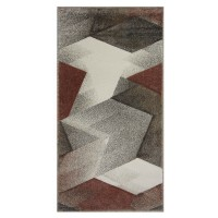 Covor living / dormitor Sintelon Motion 59ORO polipropilena dreptunghiular gri 160 x 230 cm