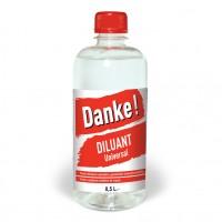 Diluant pentru vopsea / lac alchidic, Danke Universal, 0.5 L