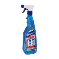 Detergent geamuri Coral, marine, cu pulverizator, 750 ml