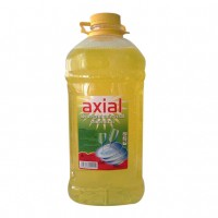 Detergent lichid pentru vase Axial, aroma mar / lamaie, 3 l