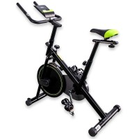 Bicicleta fitness spinning DHS 8912, roata 10 kg