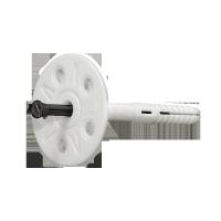 Diblu fixare termoizolatie 10 x 140 mm (punga 50 bucati)