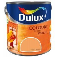Vopsea latex interior, Dulux, dried apricot, 5 L