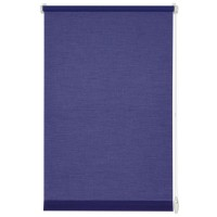 Stor Gardinia Easyfix 10012502, 75 x 150 cm, albastru, translucid