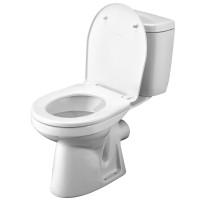 Set compact WC + rezervor + mecanism + capac Fayans Enjoy WQ7F66610001911, 38 x 63.5 x 75 cm