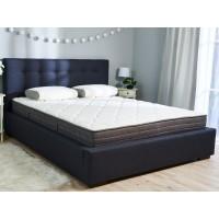 Saltea pat Dormeo Ergo Comfort, ergonomica, 90 x 200 cm, 1 persoana, cu spuma memory + Ecocell + Ergo, fara arcuri