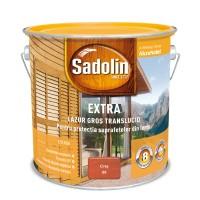 Lac / lazura pentru lemn, Sadolin Extra, cires, interior / exterior, 2.5 L