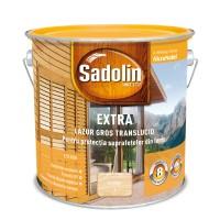 Lac / lazura pentru lemn, Sadolin Extra, incolor, interior / exterior, 2.5 L