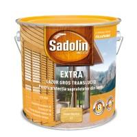 Lac / lazura pentru lemn, Sadolin Extra, stejar deschis , interior / exterior, 2.5 L