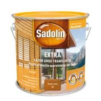 Lac / lazura pentru lemn, Sadolin Extra, stejar rustic, interior / exterior, 2.5 L