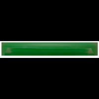 Farfurie ghiveci Diana, plastic, rotund, verde, D 15.3 cm