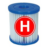 Cartus filtru tip H, Intex  29007, pentru pompa filtrare apa piscina
