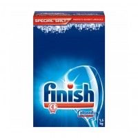 Detergent praf pentru masina de spalat vase Finish (Calgonit), arome diverse, 1.5 kg
