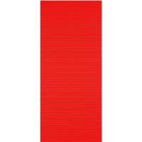 Covoras baie Unico Rosso, rosu, 65 cm