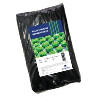 Folie pentru mulcire, neperforata, neagra, 15 mic, 1.2 x 100 m