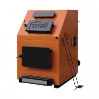 Cazan termic pe lemne, carbune Ferroli FSB3 Max, cu ardere normala, din otel, 200 kW