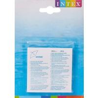 Folie autoadeziva pentru reparat piscine gonflabile, Intex 59631NP, 7 x 7 cm, 6 buc