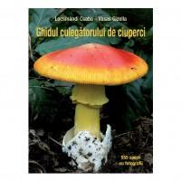 Carte - Ghidul culegatorului de ciuperci - Locsmandi Csaba, Vasas Gizella