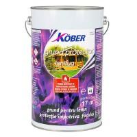 Grund ignifug pentru lemn, Kober IG5100F-IG4, incolor, 4 L