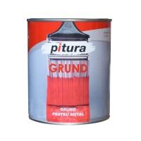 Grund pentru metal Pitura G5173-1, interior / exterior, rosu oxid, 4 L