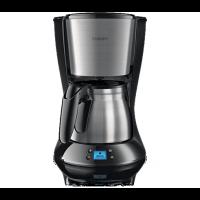 Cafetiera Philips HD7470/20, 1000 W, 1.2 l, capacitate 15 cesti, functie anti-picurare, functie oprire automata, negru + argintiu