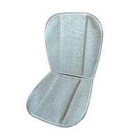 Husa auto pentru scaun, Playa - fibre naturale, bej