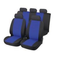Huse auto pentru scaune, universale, diverse modele, set 9 bucati