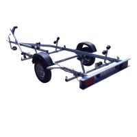 Remorca auto, peridoc, Repo PEB 5017/07, R13, 750 kg, 500 x 170 x 105 cm