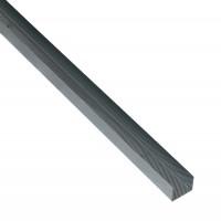 Profil special gips carton Rigips, tabla din otel zincat, Rigiprofil UW 50 x 40 x 4000 mm