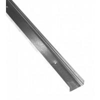 Profil gips carton din tabla zincata UW 74 x 30 x 4000 mm