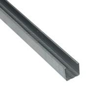 Profil special gips carton Rigips, tabla din otel zincat, Rigiprofil CW 50 x 50 x 3000 mm