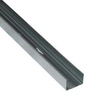 Profil special gips carton Rigips, din tabla zincata, Rigiprofil CW 75 x 50 x 4000 mm