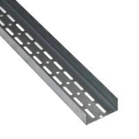 Profil din otel zincat Rigips, UA, pentru placi gips carton, 100 x 4000 x 2 mm