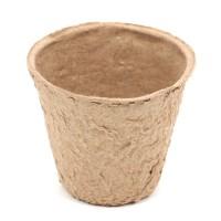 Ghiveci pentru rasaduri Versay T2, rotund, biodegradabil, D 6 cm , set 48 buc