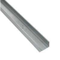 Profil special gips carton Rigips, tabla din otel zincat, Rigiprofil CW 50 x 50 x 2600 mm