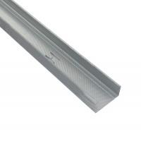Profil special gips carton Rigips, din tabla zincata, Rigiprofil CW 100 x 50 x 4000 mm