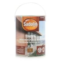Impregnant pentru lemn Sadolin Tinova, nuc, exterior, 5 L