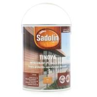 Impregnant pentru lemn Sadolin Tinova, brad, exterior, 5 L