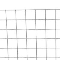 Panou zincat diametru 2.5 mm, 1000 x 2000 mm, ochi 25 x 25 mm