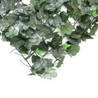 Gard artificial, model Hedera mix, 100 x 300 cm