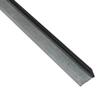 Profil gips carton din tabla zincata UW 50 x 30 x 4000 mm