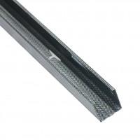 Profil special gips carton Rigips, tabla din otel zincat, Rigiprofil CW 50 x 50 x 4000 mm