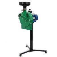 Moara pentru cereale MMC-01, cu trepied si motor electric, 2.2 kW, 150 kg/h