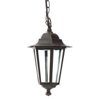 Suspensie exterior London 6105R, 1 x E27 rustic