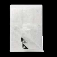 Prelata impermeabila Versay, polietilena, alba, 200 g/mp, 3 x 5 m