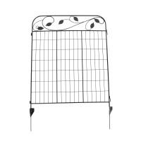 Gard decorativ de gradina Versay 1820 x 860 mm, set 2 bucati