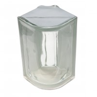 Caramida sticla colt Block-A, interior / exterior