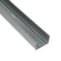 Profil special gips carton Rigips, tabla din otel zincat, Rigiprofil CW 75 x 50 x 3000 mm