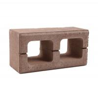 Boltar din beton Rivago 400 x 200 x 160 mm, brun